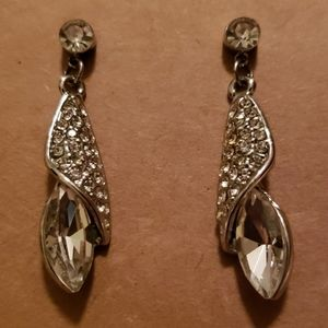 Elegant Crystal Earrings